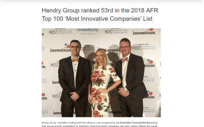Recognition for innovation